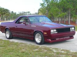 464elkys 1984 Chevrolet El Camino
