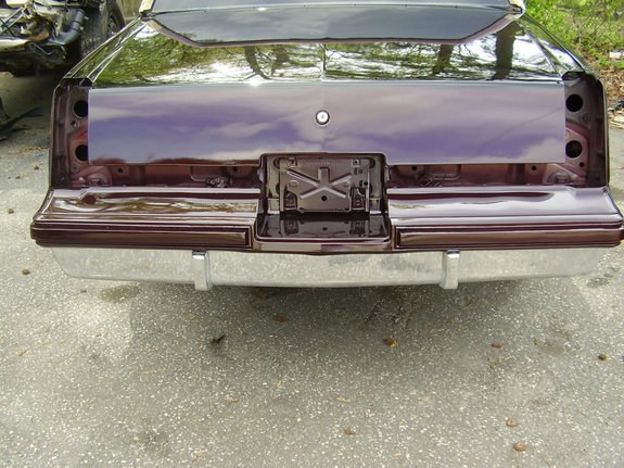 Another 84Cowboy 1984 Oldsmobile Cutlass Supreme post... - 10193021