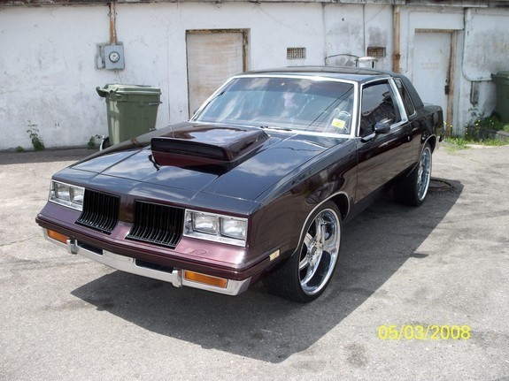 Another 84Cowboy 1984 Oldsmobile Cutlass Supreme post... - 10193022