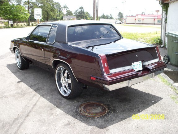 Another 84Cowboy 1984 Oldsmobile Cutlass Supreme post... - 10193023
