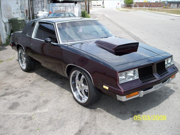 Another 84Cowboy 1984 Oldsmobile Cutlass Supreme post... - 10193024