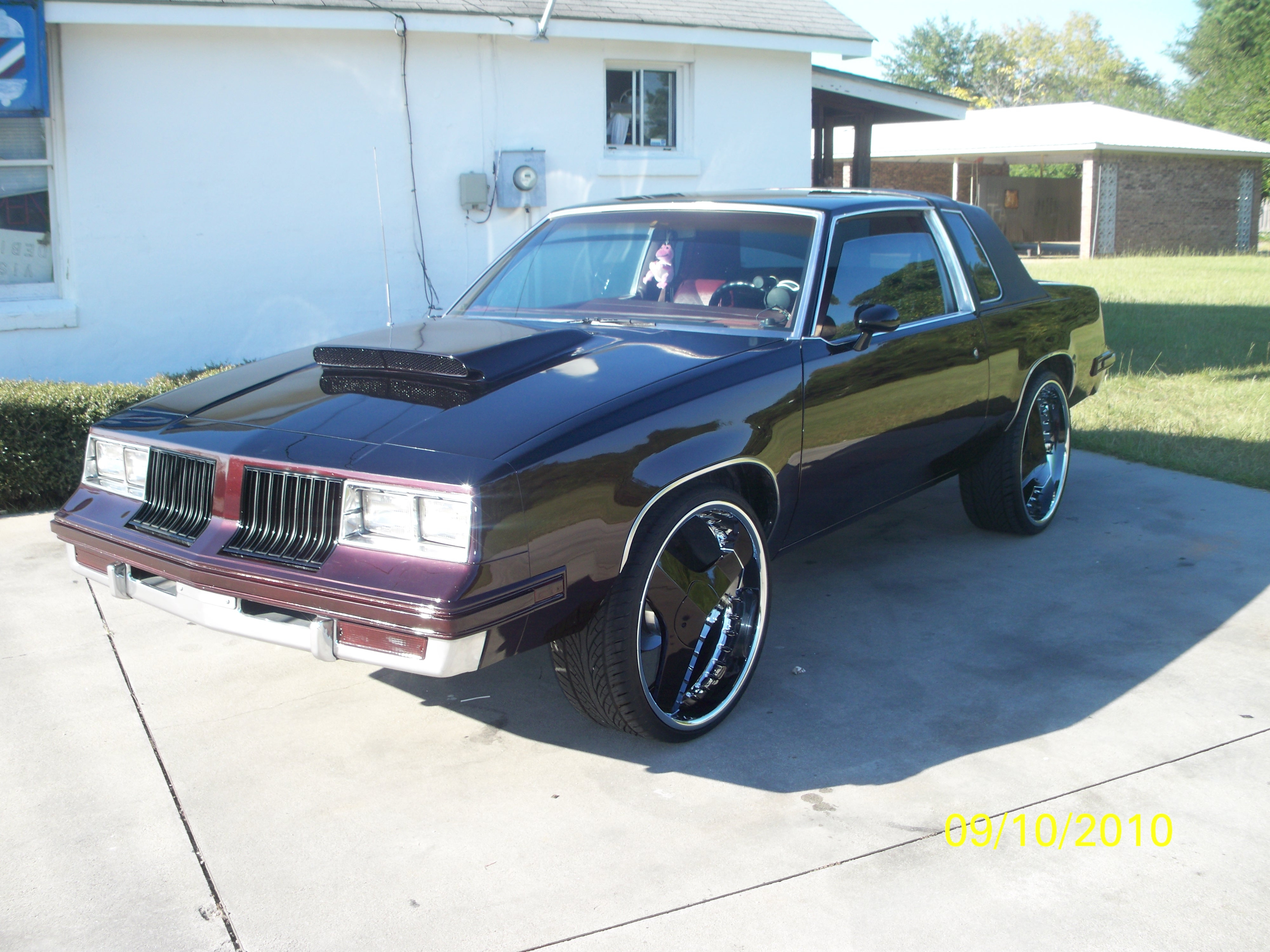 Another 84Cowboy 1984 Oldsmobile Cutlass Supreme post... - 10193038