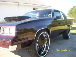 84Cowboys 1984 Oldsmobile Cutlass Supreme