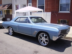 Doug67galaxies 1967 Buick Skylark