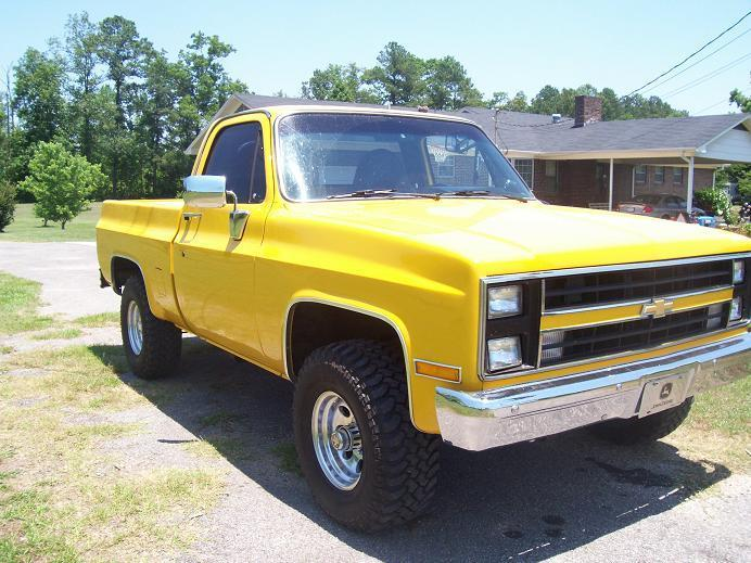 Another bamaproject 1985 Chevrolet C/K Pick-Up post... - 10194699