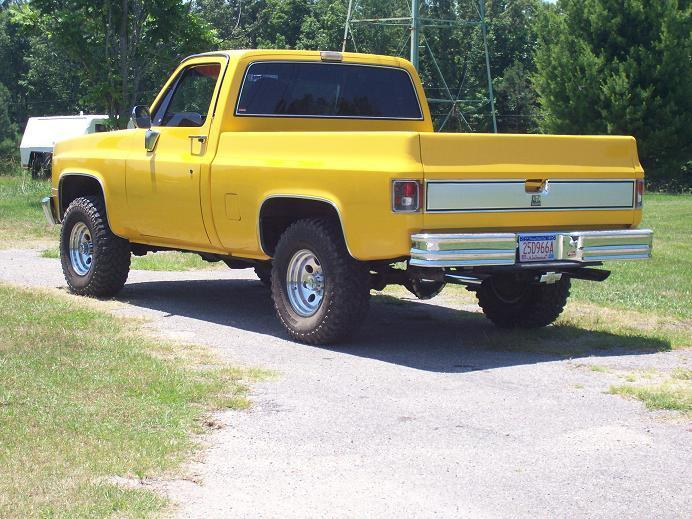 Another bamaproject 1985 Chevrolet C/K Pick-Up post... - 10194701
