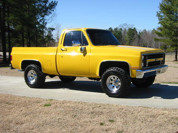Another bamaproject 1985 Chevrolet C/K Pick-Up post... - 10194702