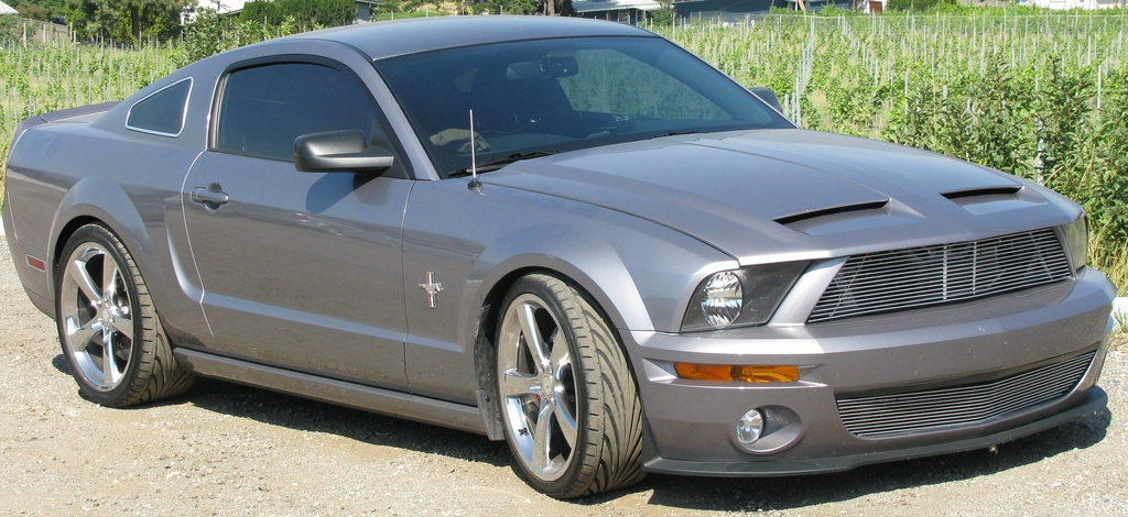 Tungstenstang 2007 Ford Mustang