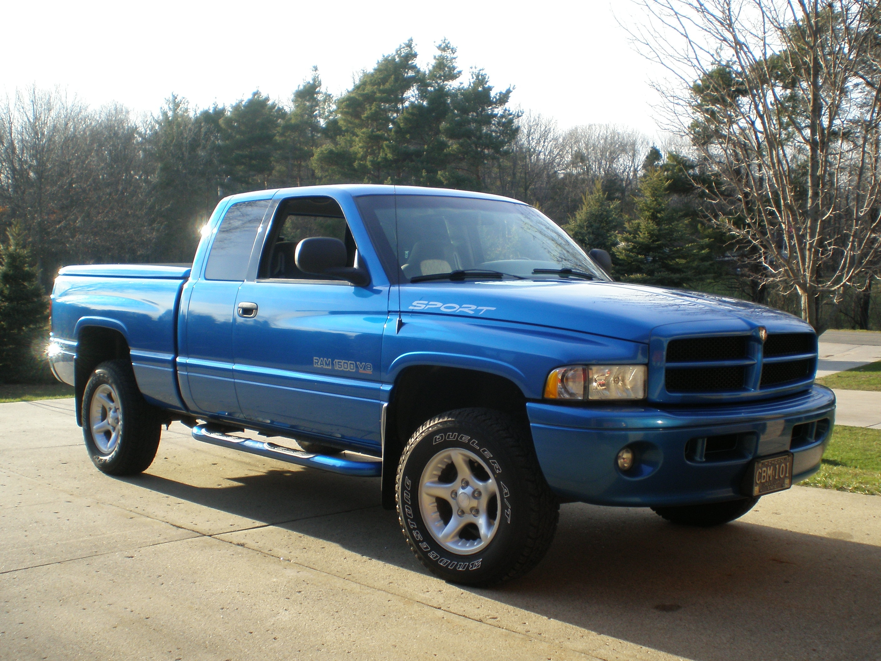 Original on 2000 Dodge Dakota Sport For Sale