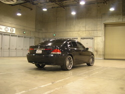 LosAngelesP71s 2002 BMW 7 Series