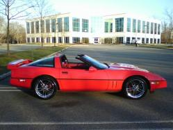 J-Rubs 1988 Chevrolet Corvette