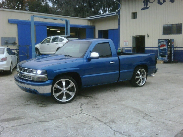 Moose Rider 1999 Chevrolet Silverado 1500 Regular Cab