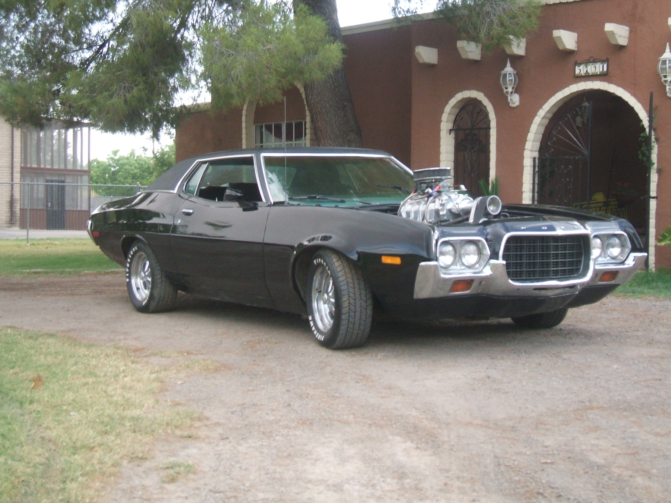 GrabberJ 1971 Ford Torino Specs, Photos, Modification Info at CarDomain
