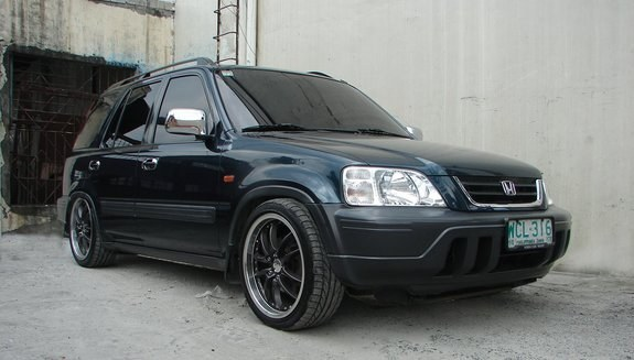 Honda Accord 0-60 >> nosferatu0131 1998 Honda CR-V Specs, Photos, Modification Info at CarDomain