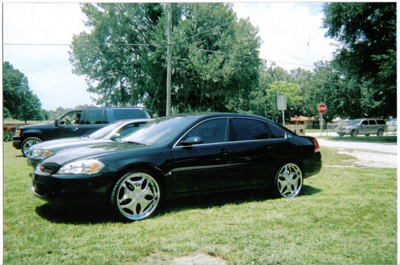 another expoon24s 2007 chevrolet impala post 3781658 by expoon24s. Black Bedroom Furniture Sets. Home Design Ideas