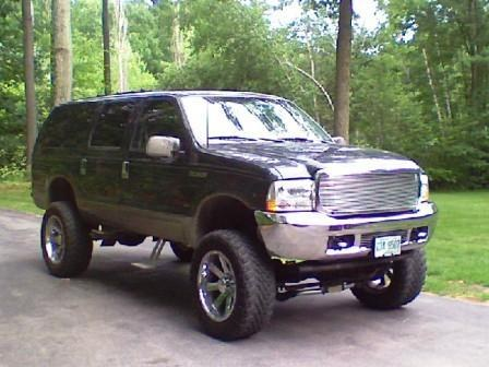 JimmyGMagn Ford Excursion Specs Photos Modification Info At - 2002 excursion