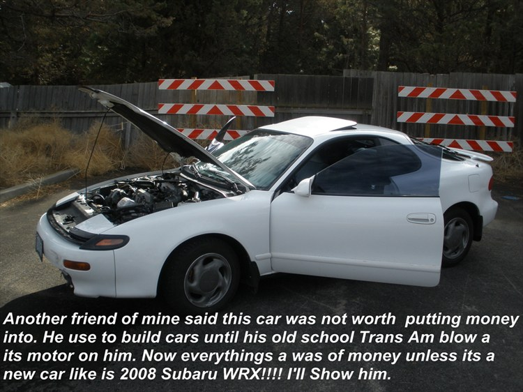 Another LilSilverProject 1990 Toyota Celica post... - 10224676