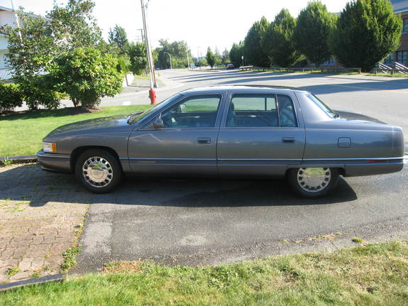 Another Cadillac-Hustler 1994 Cadillac DeVille post... - 10201164