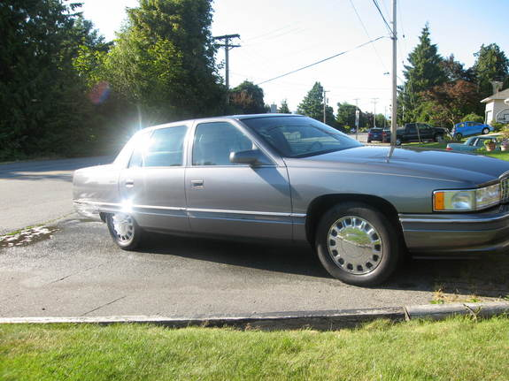 Another Cadillac-Hustler 1994 Cadillac DeVille post... - 10201165