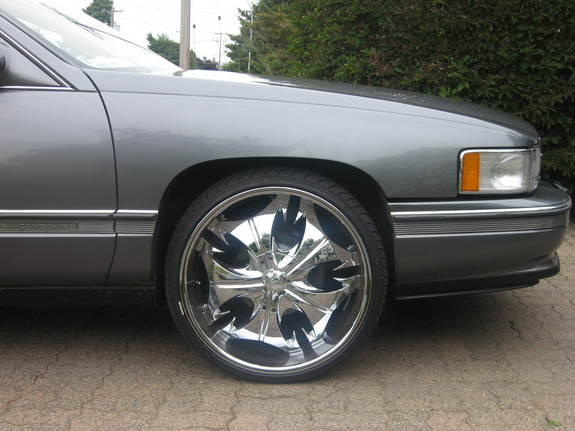 Another Cadillac-Hustler 1994 Cadillac DeVille post... - 10201173