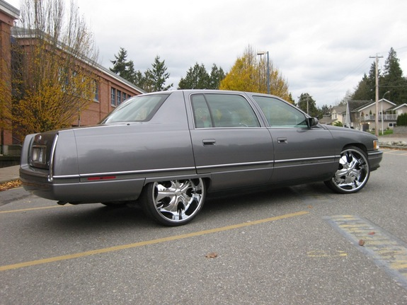 Another Cadillac-Hustler 1994 Cadillac DeVille post... - 10201175