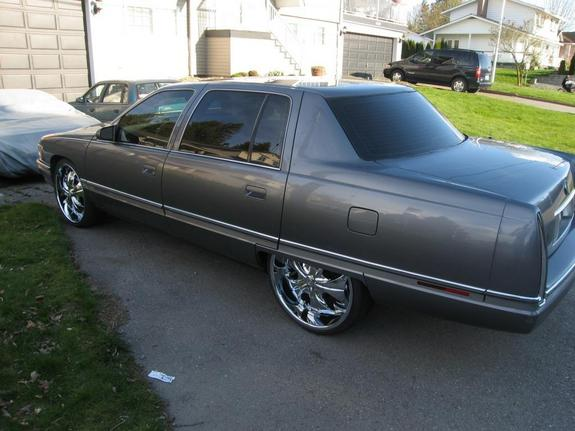 Another Cadillac-Hustler 1994 Cadillac DeVille post... - 10201179