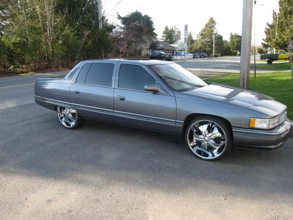 Another Cadillac-Hustler 1994 Cadillac DeVille post... - 10201180