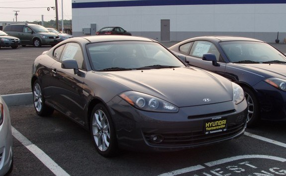 njtuscanigt 39 s 2007 hyundai tiburon in winslow nj. Black Bedroom Furniture Sets. Home Design Ideas