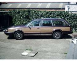 1979futura 1991 Oldsmobile Cutlass Cruiser