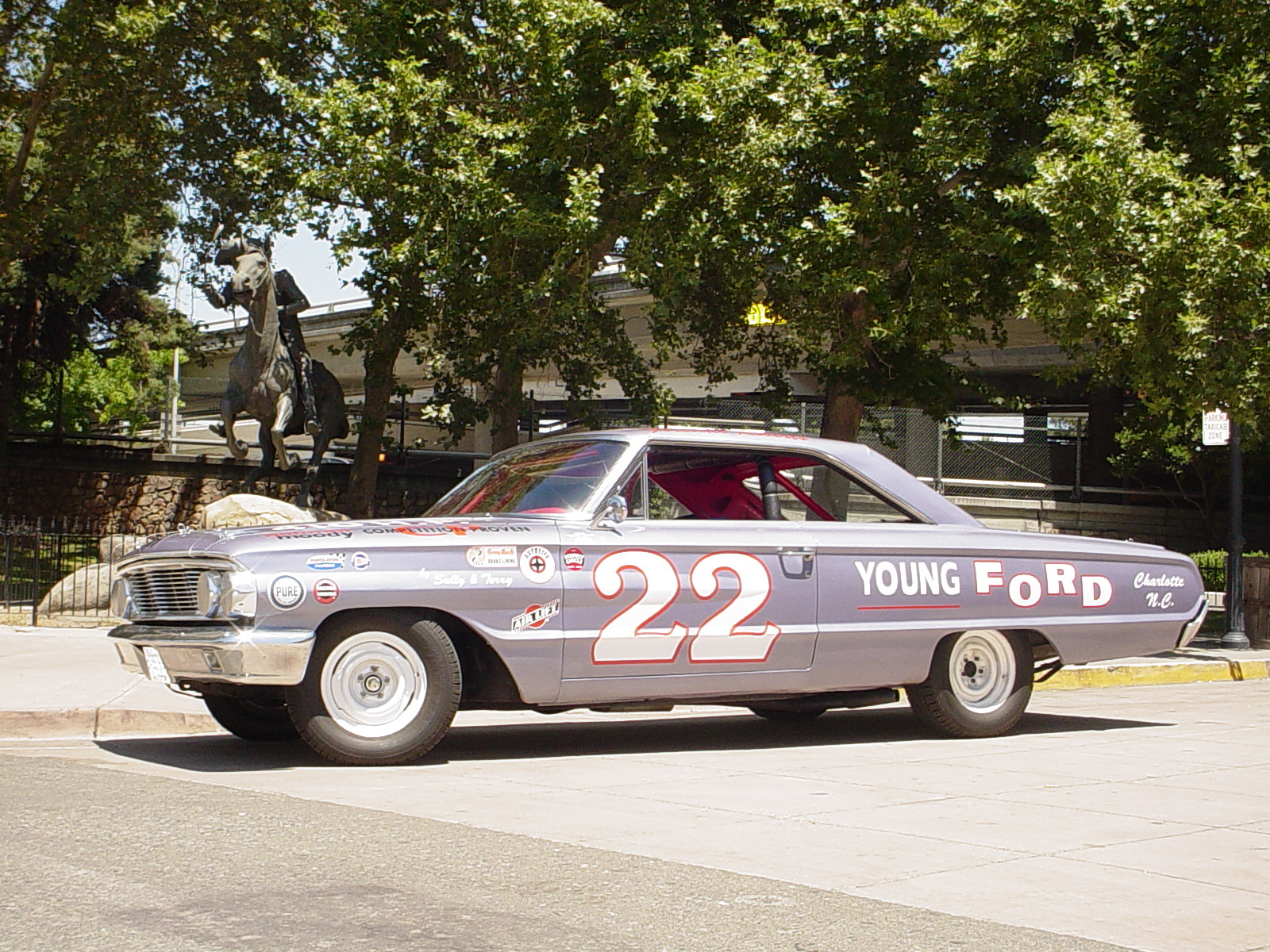 Another fireball22 1964 Ford Galaxie post... - 10206810