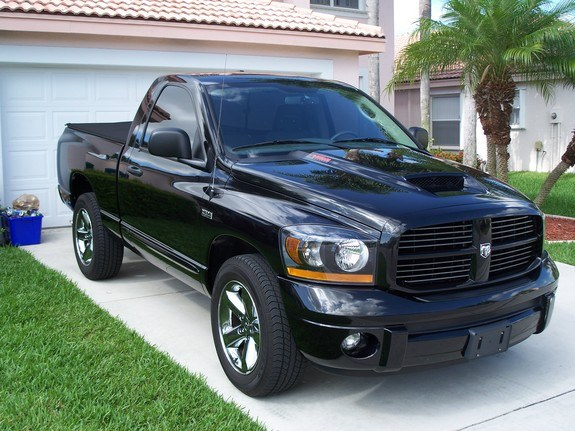 NightRam 2006 Dodge Ram 1500 Regular Cab Specs Photos