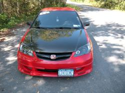 Redcivicdx04s 2004 Honda Civic