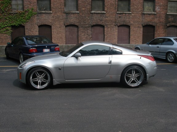 ebbal009 2003 nissan 350z specs photos modification info. Black Bedroom Furniture Sets. Home Design Ideas