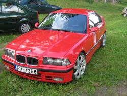 Jlipinskis 1992 BMW 3 Series