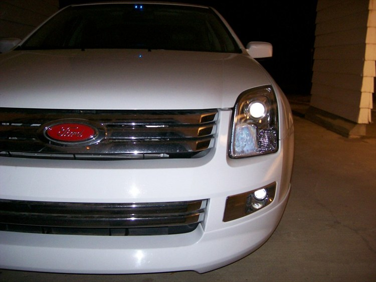 2007 ford fusion headlight covers
