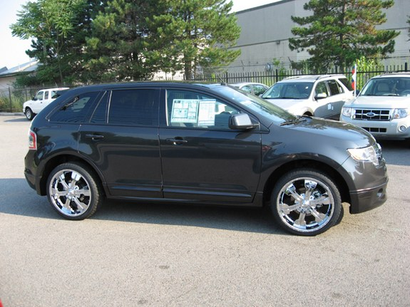 WatertownFord's 2007 Ford Edge