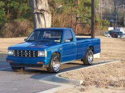 Longbedjacks 1984 Chevrolet S10 Regular Cab