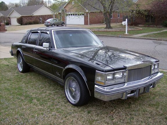 Leftyh39 1976 Cadillac Seville Specs Photos Modification Info At