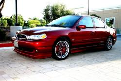 recoveryones 1998 Ford Contour