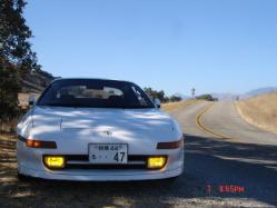 TOY_MR2_91s 1991 Toyota MR2