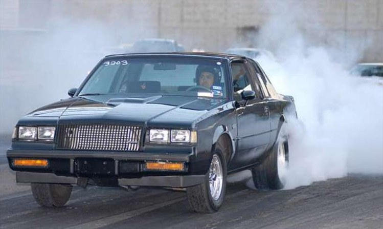 Rods87GN 1987 Buick Grand National