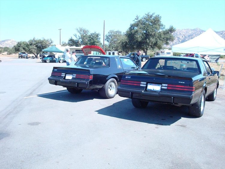 Rods87GN 1987 Buick Grand National 10213095