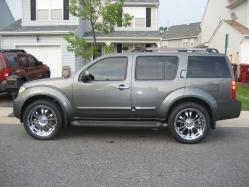 jrslimiteds 2005 Nissan Pathfinder