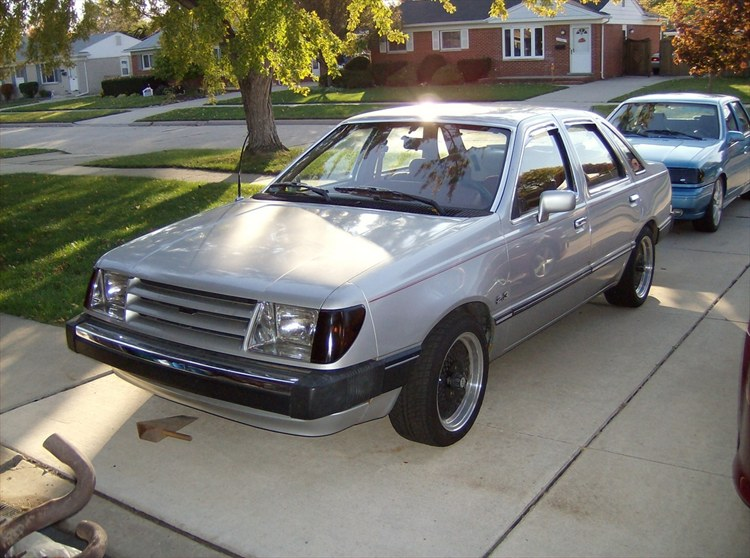 Another Chrome_Rush 1985 Ford Tempo post... - 10215342