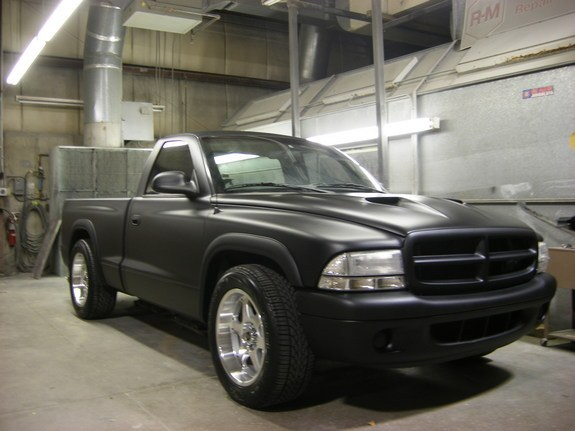 Large on 1998 Dodge Dakota Custom