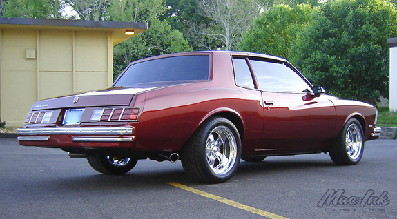 Tony SS 1979 Chevrolet Monte Carlo 25187030029 Large