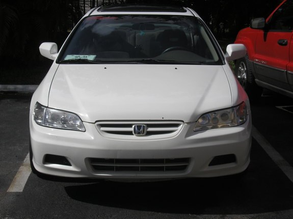 Accordologist's 2002 Honda Accord