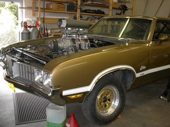 Ring98RT 1970 Oldsmobile 442 Specs, Photos, Modification