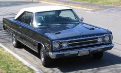 dcastines 1967 Plymouth GTX
