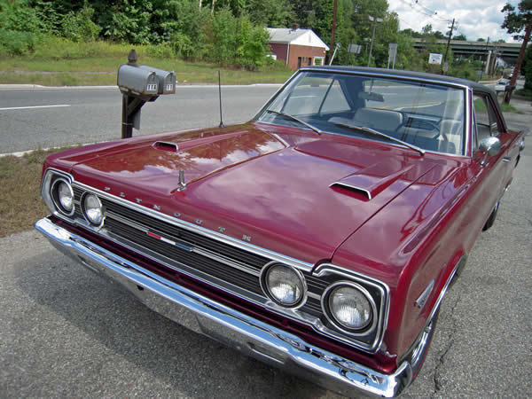 Another dcastine 1967 Plymouth GTX post... - 10217857